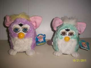 FURBY, 2 FOR 1, TIGER, ELECTRONIC, LIMITED EDITION, COLLECTIBLE, TOYS