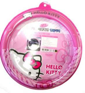 Hello Kitty Bows Car Steering Wheel Cover