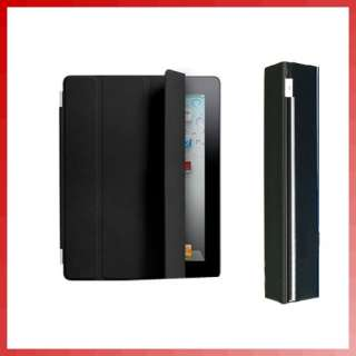 Magnetic PU Leather Slim Smart Cover Case Stand For Apple iPad 2