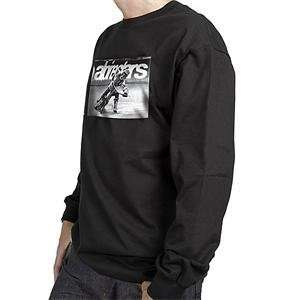 Alpinestars Dirt Track Long Sleeve T Shirt   Small/Black