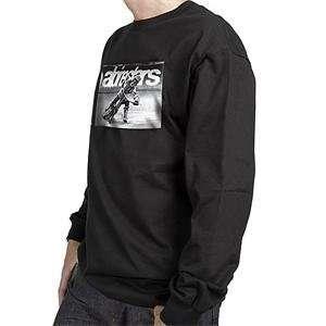 Alpinestars Dirt Track Long Sleeve T Shirt   Small/Black