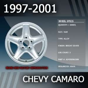 1997 2001 Chevy Camaro Factory 16 Replacement Wheel