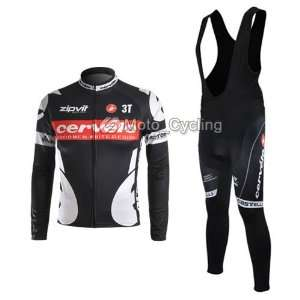 new cervelo 3t team long sleeve cycling bicycle/bike/riding jerseys