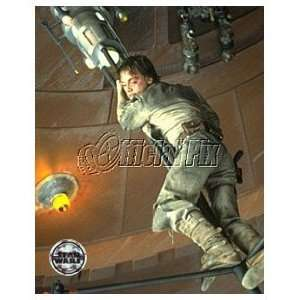 Star Wars ESB Luke Skywalker Cloud City Print: Home