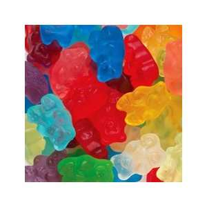 12 Flavor Assorted Gourmet Gummi Bears Grocery & Gourmet Food
