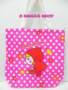 Japan ~Kawaii Cute Little Red Riding Hood Shoulder bag