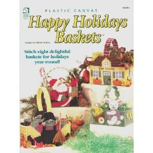 Plastic Canvas (Happy Holidays Baskets) Michele Wilcox Books
