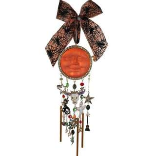 New Kirks Folly Seaview Moon Halloween Windchime