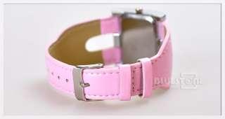 New Quartz Fashion Casual Ladies Girls Womens Wrist Watch Wristwatch