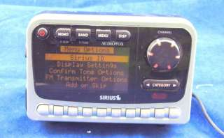 Audiovox SIRPNP2 SIRIUS Car and Home Satellite Radio Receiver Powered