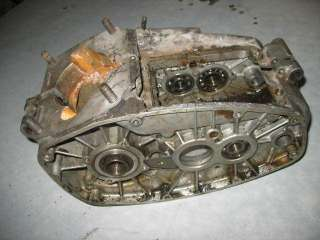 CRANKCASES ENGINE MOTOR CASES 1974 CZ250 CZ 250 ENDURO