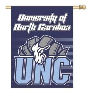 North Carolina Tar Heels UNC NCAA 27 X 37 Banner Sports