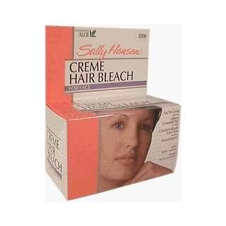 Sally Hansen Facial Hair Creme Bleach Kit   1 Ea Beauty