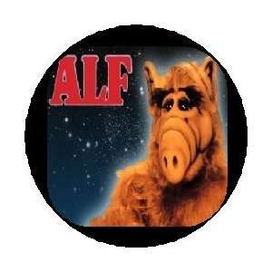Alf 80s Funny Retro Punk Emo 1.25 Pin Button Badge