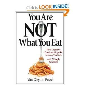 You Are NOT What You Eat: How Digestive Problems Might Be