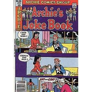 Archies Joke Book (1953 series) #283 Archie Comics