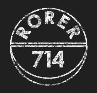 RORER 714 QUAALUDE CHEECH & CHONG MOVIE T SHIRT S XXL