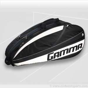 Gamma Pro Team 6 Pack Tennis Bag Sports & Outdoors