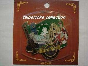 Hard Rock Hotel Macau City Magnet 2011