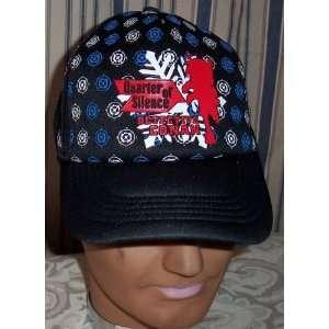 DETECTIVE CONAN Quarter of Silence Black Mesh Back Baseball CAP HAT