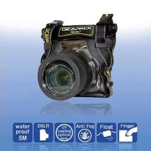 WATERPROOF For DICAPac Digital Camera Zoom Lens Case