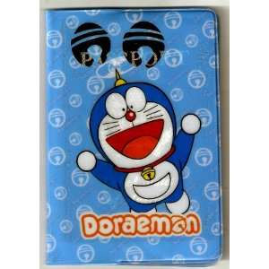 Doraemon ????? Nobita Robot Cat Propeller Passport Cover