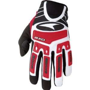 AXO Ride Jr. Youth Boys Motocross/Off Road/Dirt Bike Motorcycle Gloves