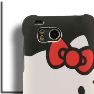 Case for HTC ThunderBolt Hello Kitty Cover Skin Snap