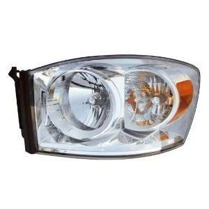 Dodge Ram Pickup OE Style Replacement Headlight Headlamp Driver Side
