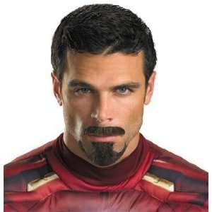 Iron Man Facial Hair