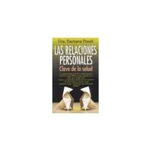 Las Relaciones Personales (Spanish Edition) (9788486344412