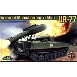 ACE MODELS   1/72 UR77 Mine Clearing System Tracked