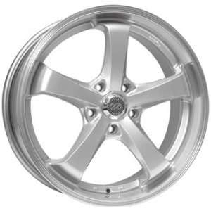 Enkei FALCON Hyper Silver (20x8.5 +40 5x114.3)    Set of 4