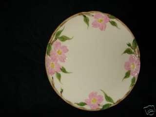 BEAUTIFUL VINTAGE HAND PAINTED EL RANCHO DINNER PLATE ~ FLOWERS