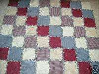 strip rag quilt instructions