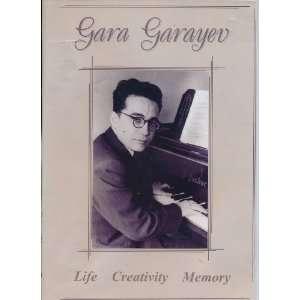 Gara Garayev Life   Creativity   Memory (DVD) Everything