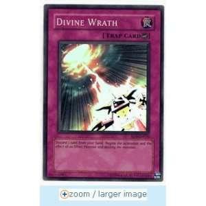Yugioh Rds en050 Divine Wrath Super Rare Foil Card: Toys