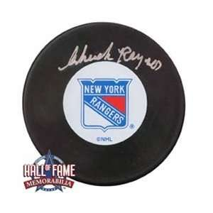 Chuck Raynor Autographed/Hand Signed New York Rangers