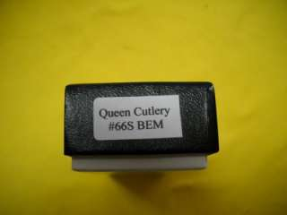 Queen NEW 66BEM S Special Muskrat Knife
