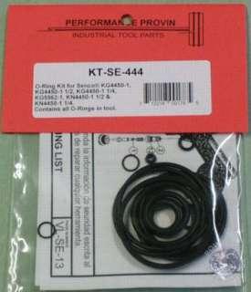 Senco Model K Staple Guns O Ring Kit   KTSE444