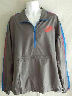 Nike Mens Pullover Windbreaker Jacket