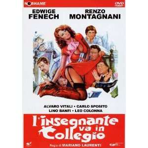 Import edwige fenech, lino banfi, mariano laurenti Movies & TV