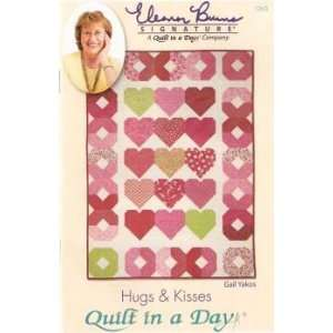Quilt In A Day Hugs & Kisses Ptrn