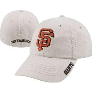 San Francisco Giants White 47 Brand Winston Flex Hat