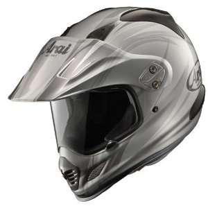 Arai XD 3 Dual Sport Motorcycle Helmet Contrast Silver