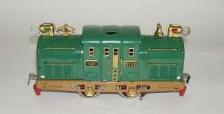 American Flyer Potomac Passenger Train Set 3116 w/3180 3181 3182