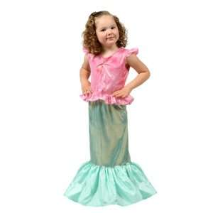 Pink Mermaid Princess Dress Up Costume, X Large Toys & Games
