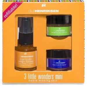 Ole Henriksen Three Little Wonders Mini Box Set 3 ct