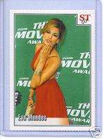 Eva Mendes Spotlight Tribute Rare 07 Series 2 Card