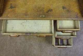 Desk Swivel Chair Corbin Cabinet Lock Company Quarter Sawn Oak